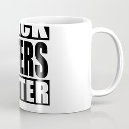 Black Voters Matter Political Shirt Election USA Coffee Mug