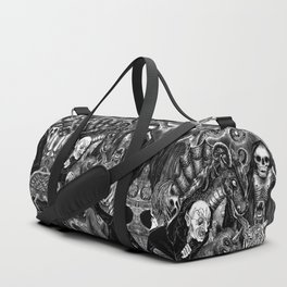 Fear Is The Devil Duffle Bag