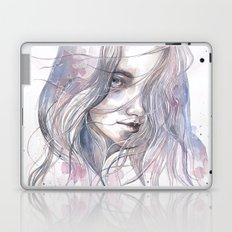 Spring 2015, watercolor Laptop & iPad Skin