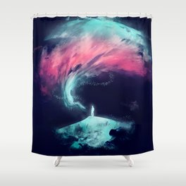 Soul Restore Shower Curtain