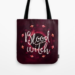 Blood Witch Tote Bag