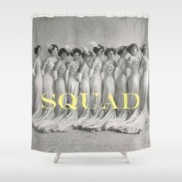 SQUAD Shower Curtain