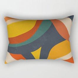 Feeling Retro Rectangular Pillow