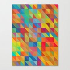 Meduzzle: Color Chaoses Canvas Print
