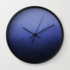 Gloaming Wall Clock