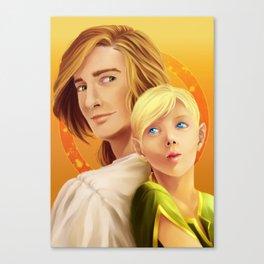 WOD Canvas Print
