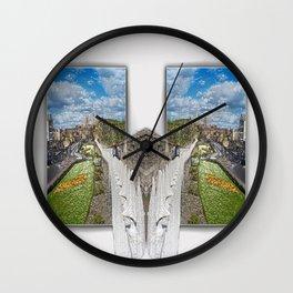York. Double take. Wall Clock