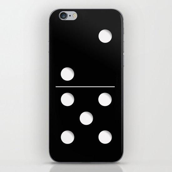 Domino iPhone & iPod Skin