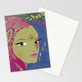 Faerie Forest Stationery Cards