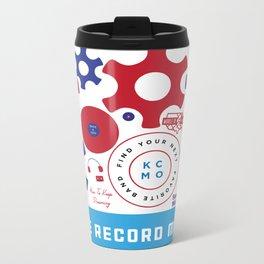 TRM Icons Metal Travel Mug