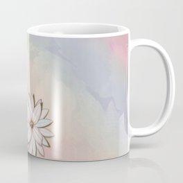 lily-white Coffee Mug