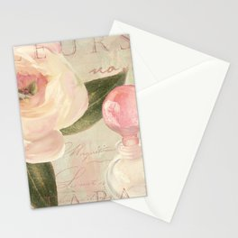 Perfume and Roses II Stationery Cards