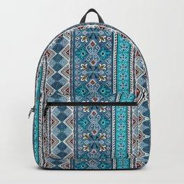 Grand Bazaar - Blue Backpack