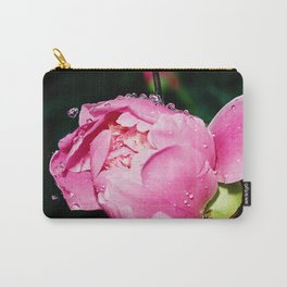 Wet Flower Carry-All Pouch