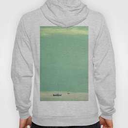 Smell the sea and feel the sky Hoody