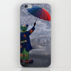 Good morning America . . . how are you iPhone & iPod Skin