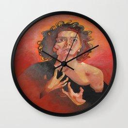 Lady Macbeth Wall Clock