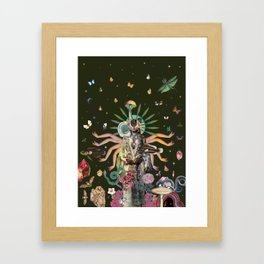 Logic of a Dream Framed Art Print