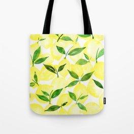 Happy Citrus Tote Bag