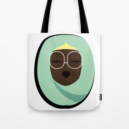 Jade Muslimah Tote Bag