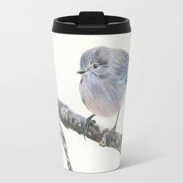 A Twig for a Blue Fairy Travel Mug