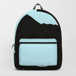 Black cat I Backpack