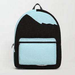 Black cat I Backpack