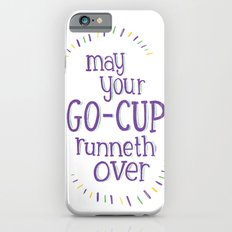 Go-Cup (type only) Slim Case iPhone 6s