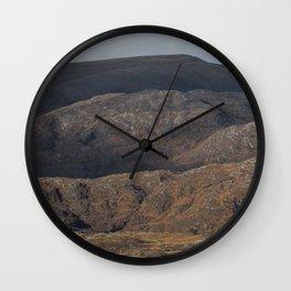 Hebridean 1 Wall Clock