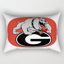 Bulldogs Rectangular Pillow