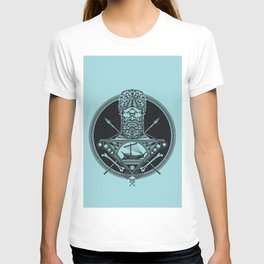 POLIFEMO_BLUE T-shirt