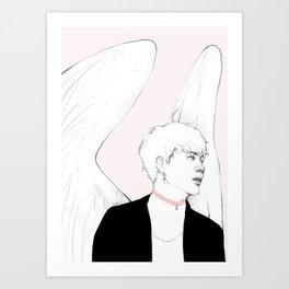 GOT7 FLY JACKSON Art Print