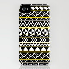 Tribal Pattern iPhone (4, 4s) Slim Case