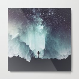 Northern Metal Print