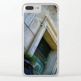 The Last Door Clear iPhone Case