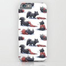 Wolf & Hoodie Slim Case iPhone 6