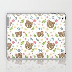 Spring Cute Bear Laptop & iPad Skin