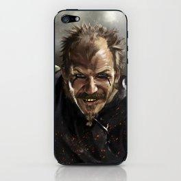 Floki iPhone Skin