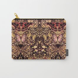 Honeysuckle, Butterflies and Moths Carry-All Pouch