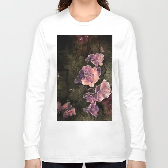 The Rough and the Smooth Long Sleeve T-shirt