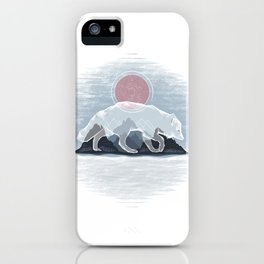 Nordic Tale iPhone Case