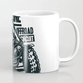 ATV Dirt Race Coffee Mug