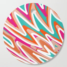 Color Vibes Cutting Board