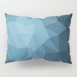 Dark Blue Pillow Sham