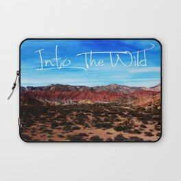 Into the Wild Laptop Sleeve