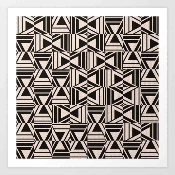 Afro Ethnic Art Print