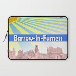 Barrow-in-Furness landscape Laptop Sleeve