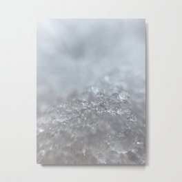 Ice Ice Baby Metal Print