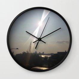 x3 Wall Clock