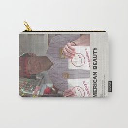 American Beauty Minimal Movie Poster Carry-All Pouch